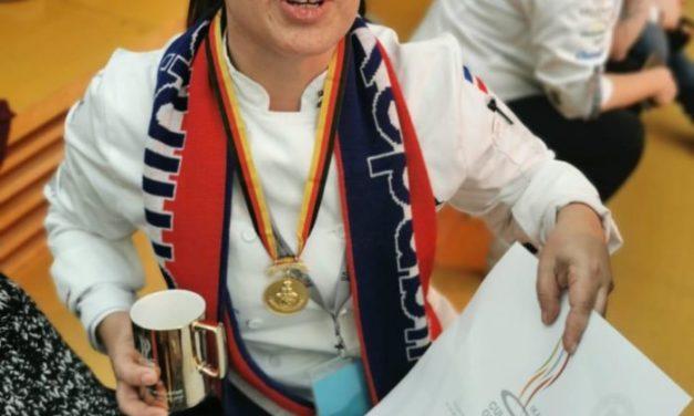 Ana Lebrón, cheff dominicana, logra Oro Olimpiadas IKA Gastronómicas, Alemania