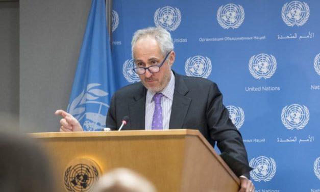 La ONU preocupada por situación de RD; llama a la calma