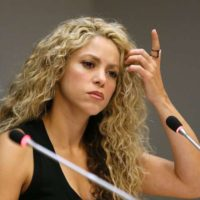 La criticada petición de Shakira al Gobierno: que se pueda pasear con los niños