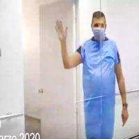 Italiano primer caso en RD de coronavirus aún da positivo a prueba