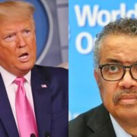 Trump afirma que EE.UU. pone fin a las relaciones con la OMS