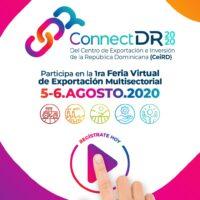 El CEIRD celebra la primera feria de exportación CONNECTDR2020