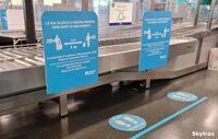 """¿Sabías qué el Fiumicino de Roma, primer aeropuerto en recibir """"Clasificación 5 estrellas"""" por su manejo del Covid-19?"""