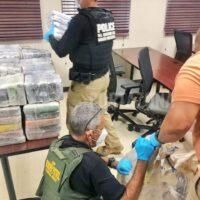 Arrestan 5 dominicanos y un americano en Puerto Rico; incautan 284 kilos cocaína