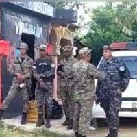 Cuatro muertos y varios heridos en un bar ubicado en Villa Riva a pocos metros de destacamento policial