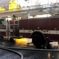 Sistema 9-1-1 informa fue sofocado incendio de tienda de bicicletas en el Distrito Nacional