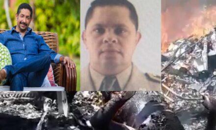 Muere piloto que resultó herido en accidente de helicóptero en Puerto Plata