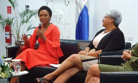 Dirección General de Ética e Integridad Gubernamental desarrolla Panel sobre Retos y Desafios de la Ética en la Comunicación Social
