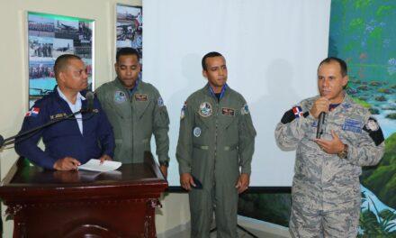 Escuadrón de Transporte Aéreo FARD, celebra 61 aniversario de creación con una misa y un encuentro almuerzo.