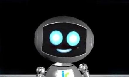 Lanzan novedoso robot de realidad virtual con línea en educomunicación 360 RD