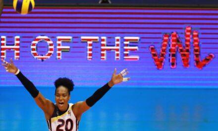Tercera victoria dominicana en Liga de Naciones, ahora ante EEUU
