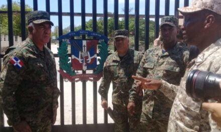 Militares de alto nivel investigan lo ocurrido en la frontera con Haití