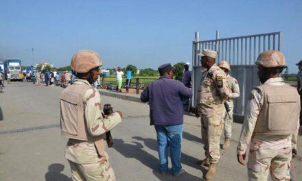 Haití confirma muro en la frontera se construye en territorio dominicano